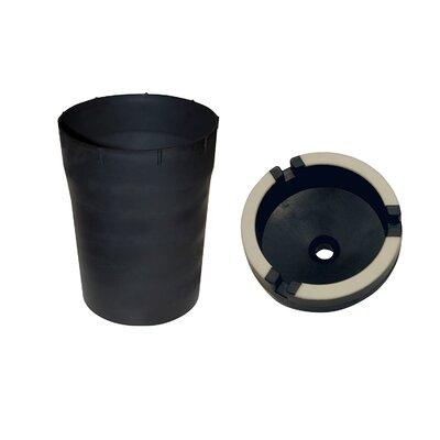 Cup Cigarette Ashtray ASHE3BK