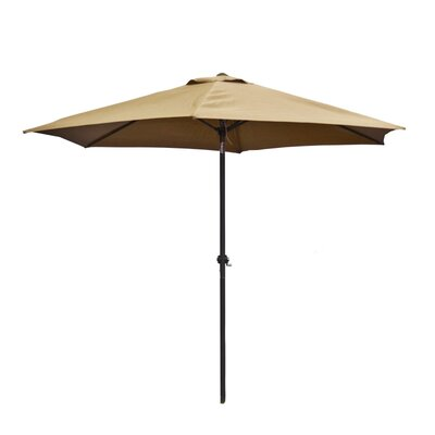 9 Market Umbrella Color: Sand