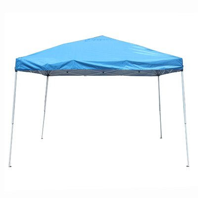Collapsible 10 Ft. W x 10 Ft. D Canopy GZP201BL