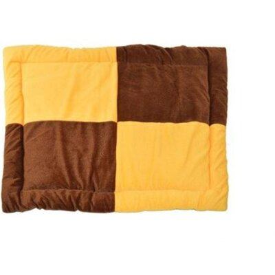 Joines Soft Pet Bed Pillow Size: Large (31 W x 20 D)