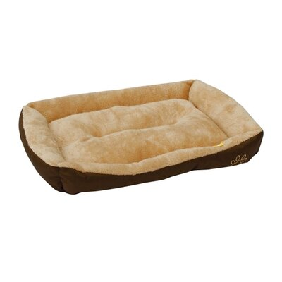 Mia Soft Comfy Plush Cushion Bed Pet Bolster for Dogs and Cats