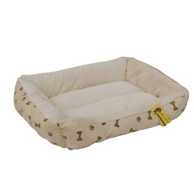Soft Comfy Pet Plush Bolster