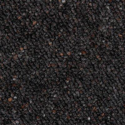 Ember Black Area Rug