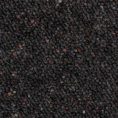 Andiron Black Area Rug