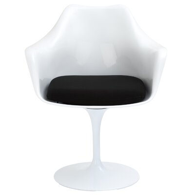 Gratz Lounge Chair Color: Black