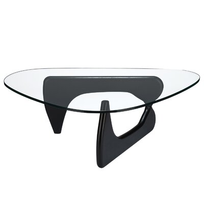 Grampian Coffee Table Color: Black