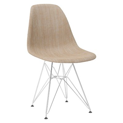 Padget Side Chair Upholstery: Beige