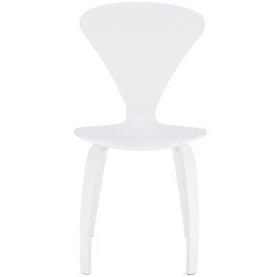 Sofia Side Chair Finish: White
