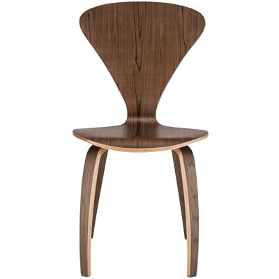 Sofia Side Chair Finish: Walnut