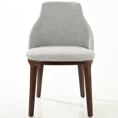 Side Chair Finish: Light Gray