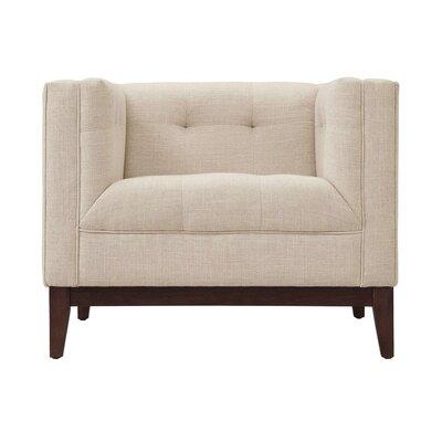 Huntington Armchair Upholstery: Beige