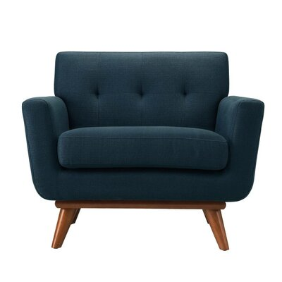 Mari Armchair Color: Marine Blue