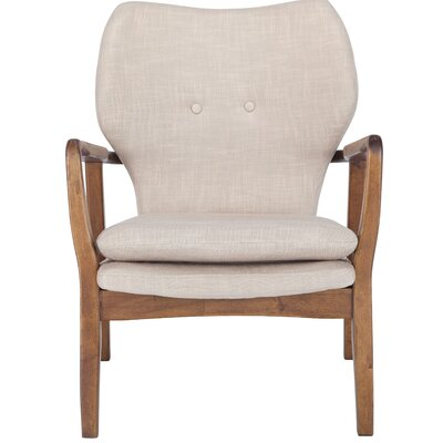 Alson Armchair Upholstery: Beige