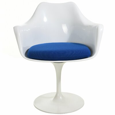 Croker Lounge Chair Upholstery: Blue