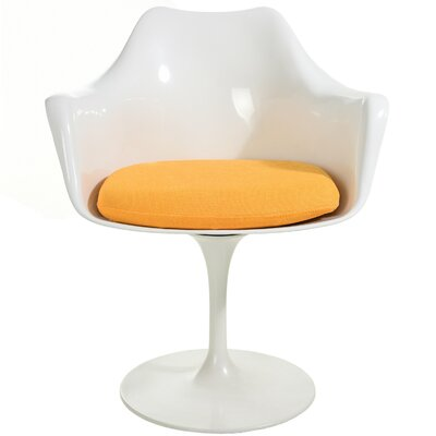 Gratz Lounge Chair Color: Yellow