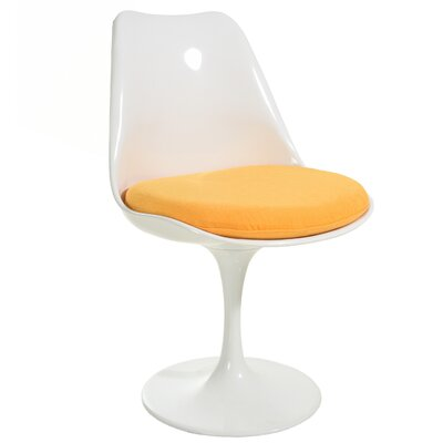 Gratz Side Chair Upholstery: Yellow