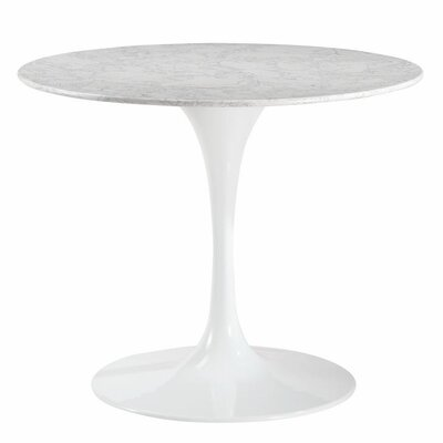 Cronk Artificial Marble Dining Table