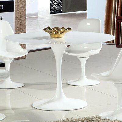 Croker Fiberglass Dining Table