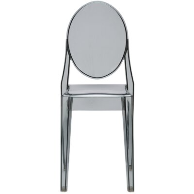 Bentlee Dining Chair Color: Smoke