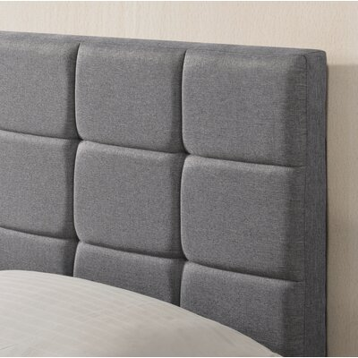 Opie Queen Upholstered Panel Headboard