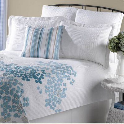 Verenda 3 Piece Quilt Set Size: King