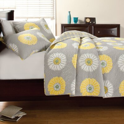 Anya Quilt Set Size: King