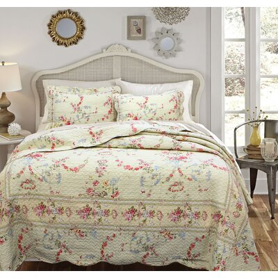 Rose Romance Quilt Collection