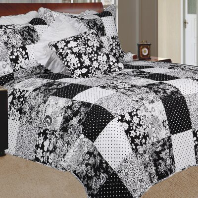 Midnight Quilt Set Size: Twin