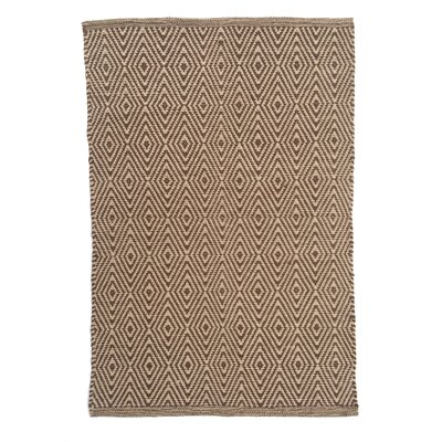 Diamond Sable Area Rug Rug Size: 26 x 42