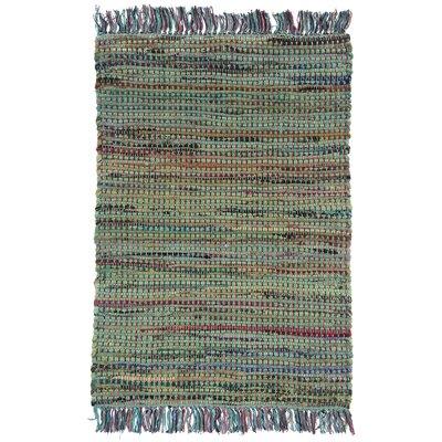 Grandi Moss Area Rug Rug Size: 26 x 42