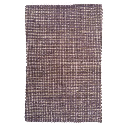 Terra Purple Area Rug Rug Size: 26 x 42