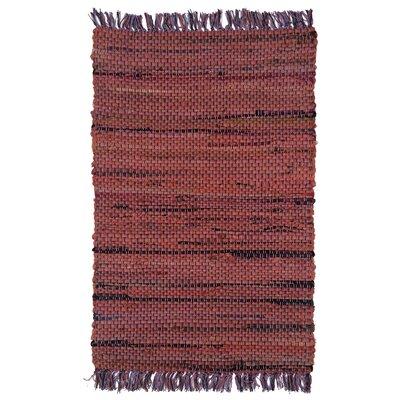 Grandi Brick Area Rug Rug Size: 26 x 42