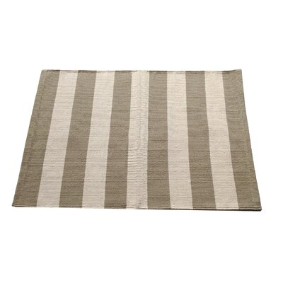Widestripe Safari Area Rug Rug Size: 2 x 3
