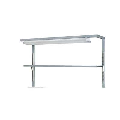 Cantilever Workbench Light Addition Size: 38 H x 72 W x 12 D