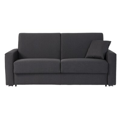 Rachael Sleeper Sofa Upholstery: Dark Gray