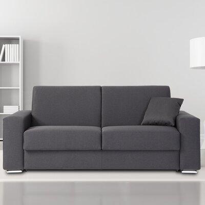 Tyrell Sleeper Sofa Upholstery: Dark Gray