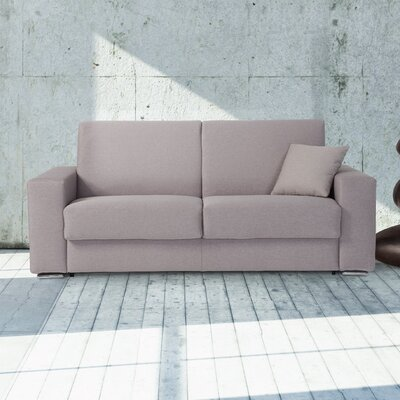 Tyrell Sleeper Sofa Upholstery: Light Gray