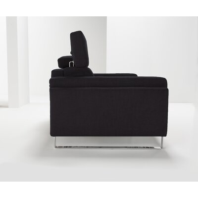 Kathleen Queen Sleeper Sofa Upholstery: Dark Gray