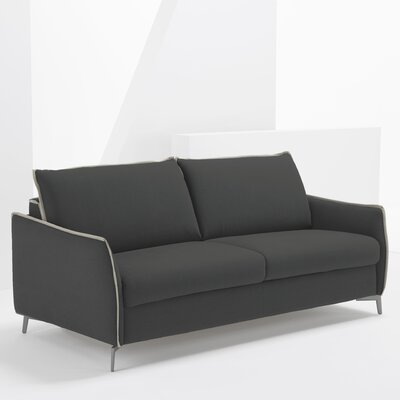 Kristen Sleeper Sofa Upholstery: Dark Gray