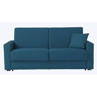 Breeze Full Sleeper Sofa Upholstery: Ocean Blue