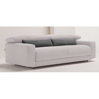 Michele Queen Sleeper Sofa Upholstery: Marble Beige