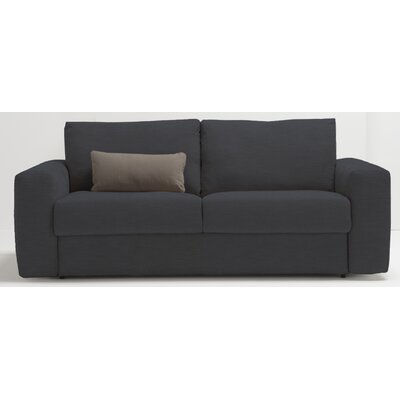 Nashi Full Sleeper Sofa Upholstery: Dark Gray