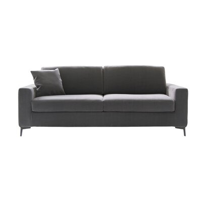 Hanna Sleeper Sofa Upholstery: Gray