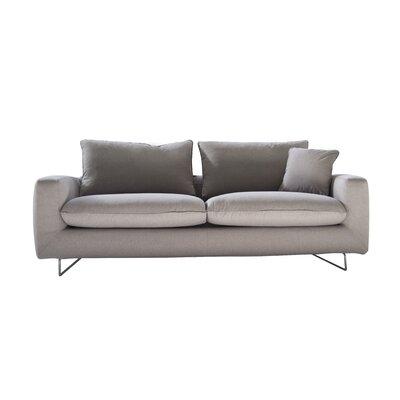 Gricelda Queen Sleeper Sofa Upholstery: Light Grey
