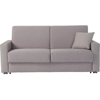 Rachael Sleeper Sofa Upholstery: Light Gray