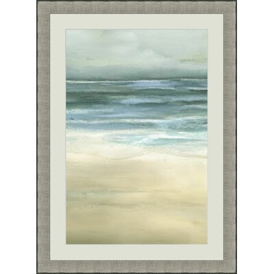 'Sea II' Framed Painting Print GBL51488