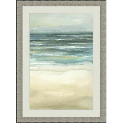 'Sea III' Framed Painting Print GBL51489
