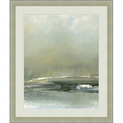 'Wander III' Framed Painting Print GBL50079