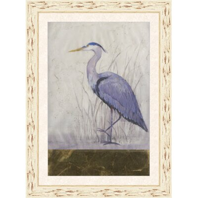 'Keeping Watch II' Framed Painting Print GBL14099