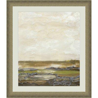 'Organic Landscape III' Framed Painting Print GBL20740